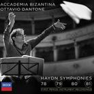 Ottavio Dantone Accademia Bizantina Haydn