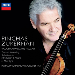 Pinchas Zukerman Elgar Vaughan Williams