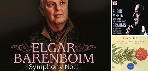 Album reviews - Barenboim, Handel and Mehta