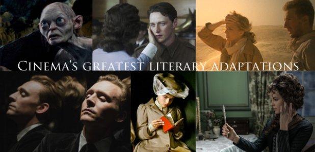 Cinema's greatest literary adaptations
