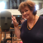 Catherine Bott Binaural recording head
