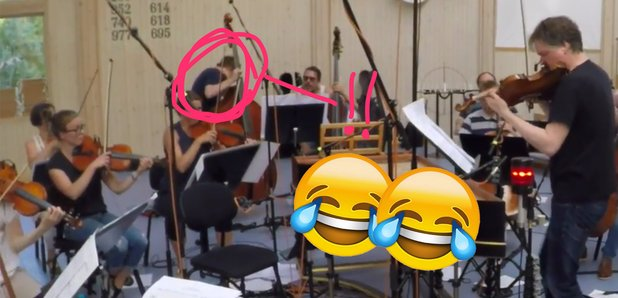 orchestra sneeze