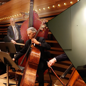 Octobass at the Montreal Symphony Orchestra