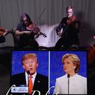 PUBLIQuartet election improvisation