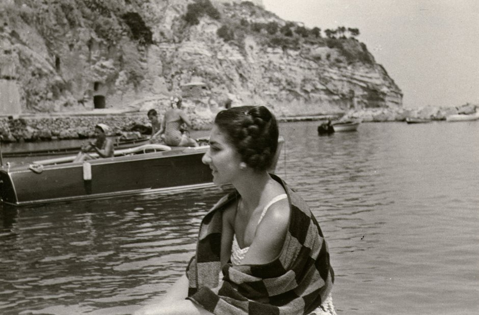 Maria Callas historic photos