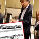 Ravel Left Hand Piano Concerto Jean-Efflam Bavouze