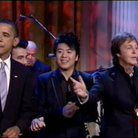 Lang Lang performs for Obama
