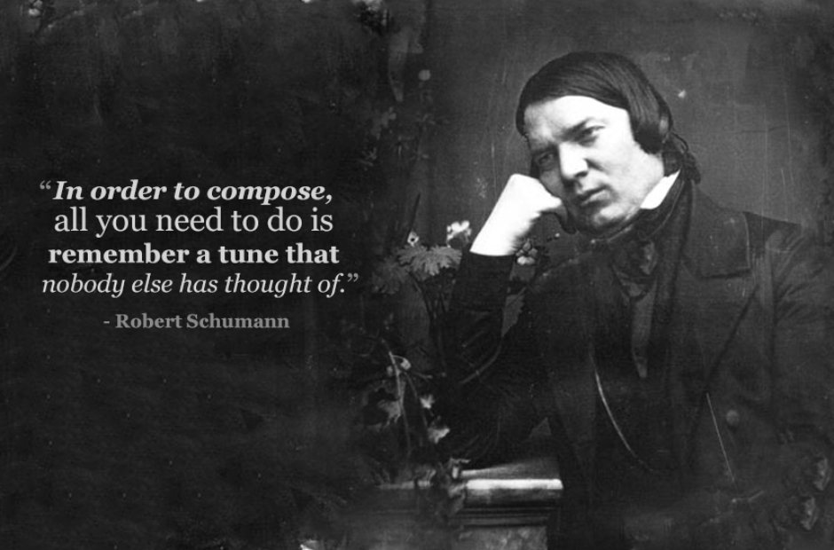 robert schumann 20 more inspiring composer quotes